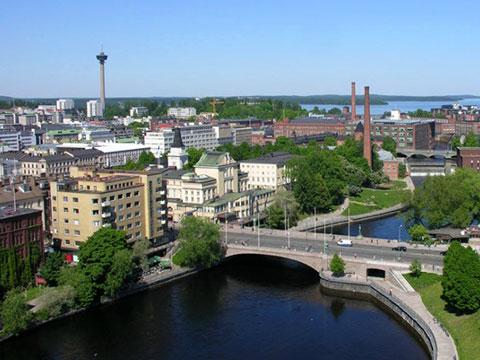 Tampere muutto